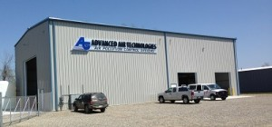 Advanced Air Scurbber's Facilitiy in Corunna Michigan